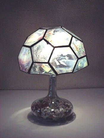 「サッカーランプ」
