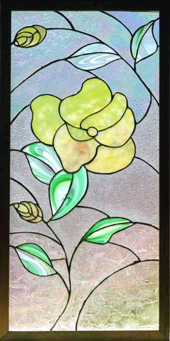 「黄色の薔薇」