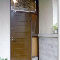 玄関パネル