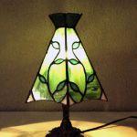 「緑色のランプ」